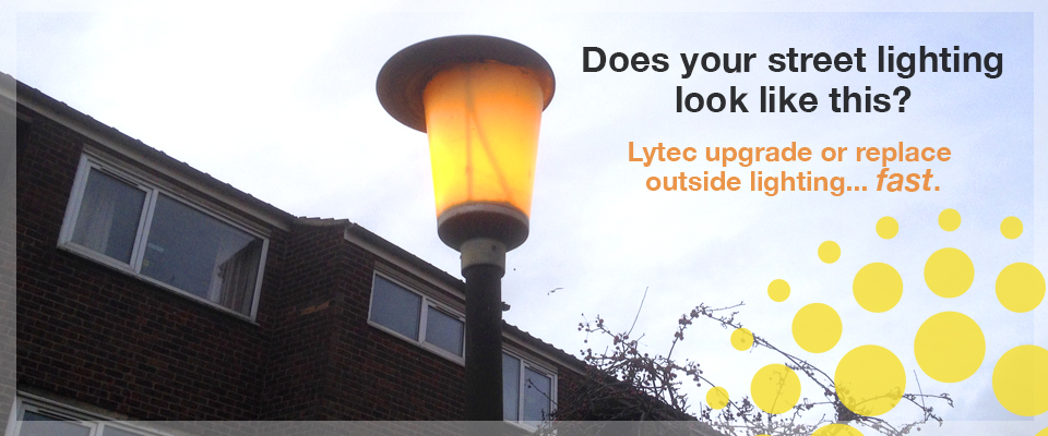 Lighting maintenance for Hull, Scunthorpe and North Lincllnshire